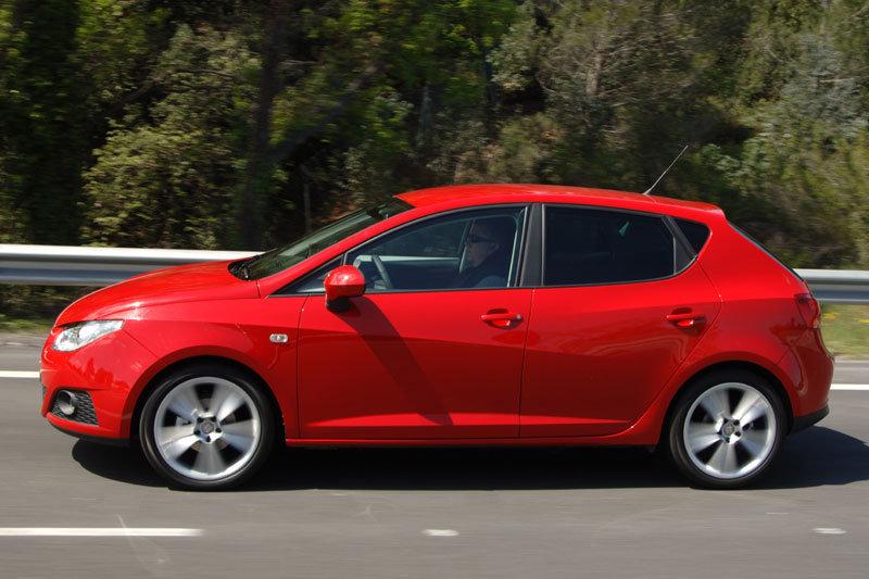 Seat Ibiza умеет хорошо экономить топливо