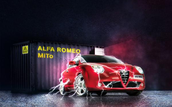 тест драйв Alfa Romeo MiTo
