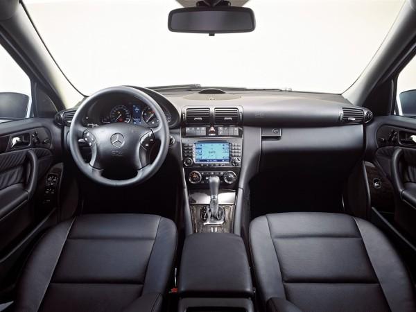 фото Mercedes Benz C 220 CDI