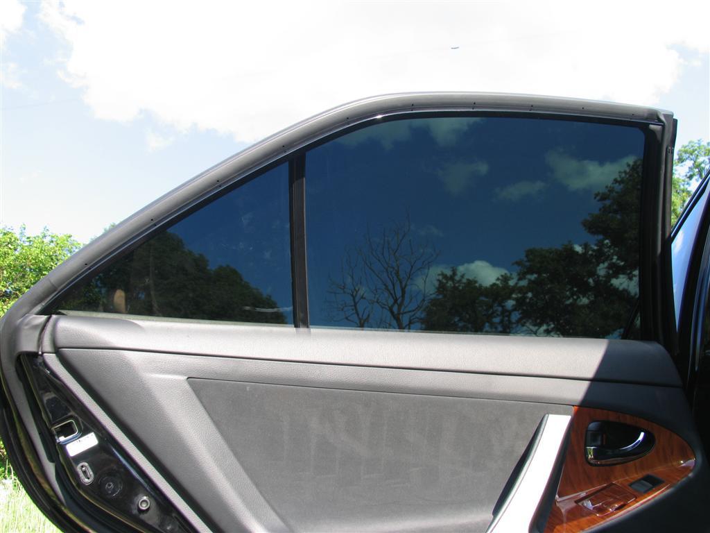 Тонировка стекол авто - своеобразный тюнинг автомобиля