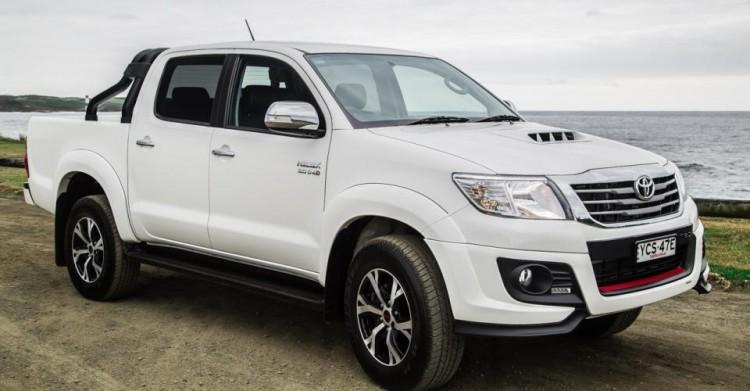 Особенности Toyota Hilux 2015-2016 модельного года