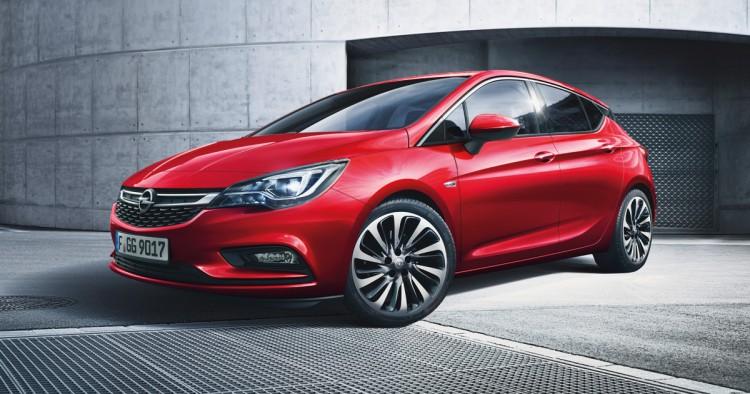 Особенности Opel Astra  2015-2016 модельного года