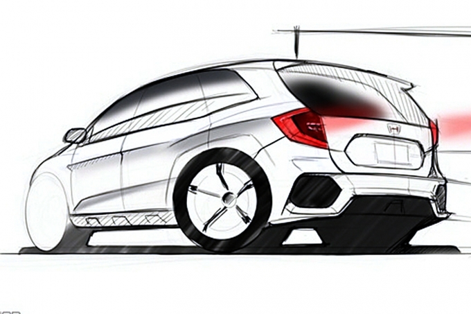 Honda CR-V: сервант номер 5, наддутый