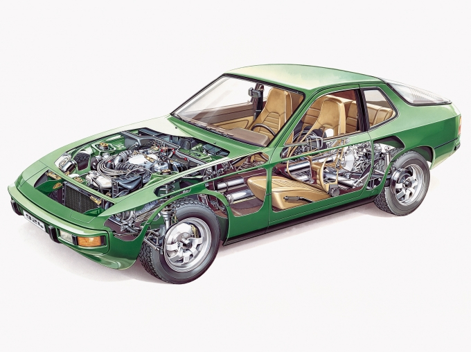 40 лет Porsche 924: царь не настоящий!