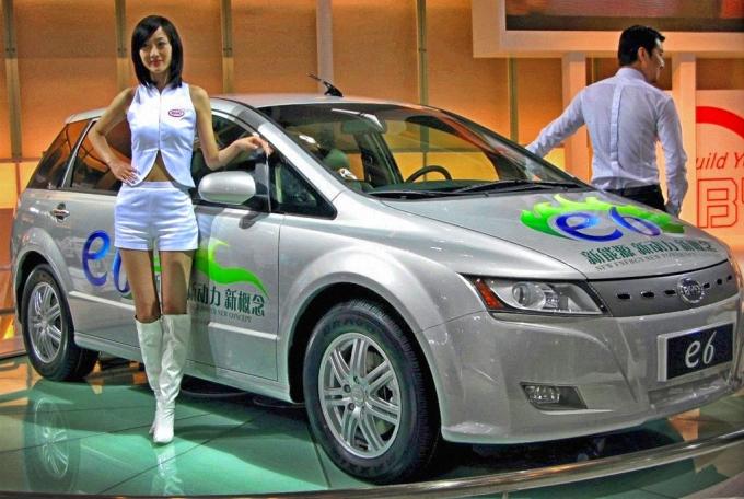Китайские электромобили доводят до самоубийства!