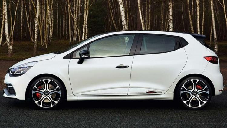 На фотоснимке - внешний вид Renault Clio