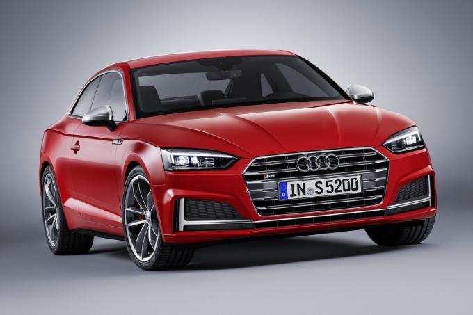 Новая Audi A5: Без винта, но с «ультрой»