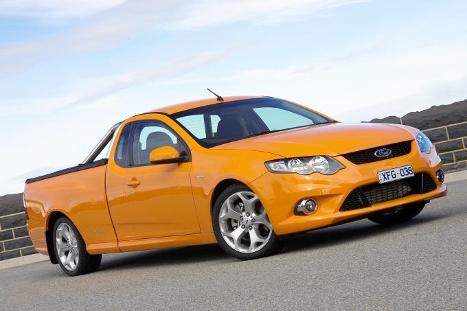 Ford начал процедуру умерщвления Австралийского сокола…