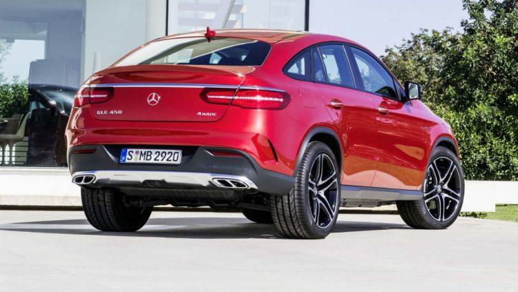 Mercedes-Benz GLE (Мерседес-Бенц GLE)