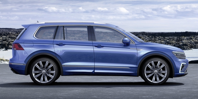 VW Tiguan XL: растянутый за «хвост»