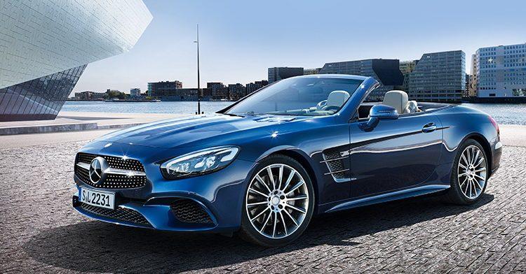 Mercedes-Benz SL (Мерседес-Бенц SL)