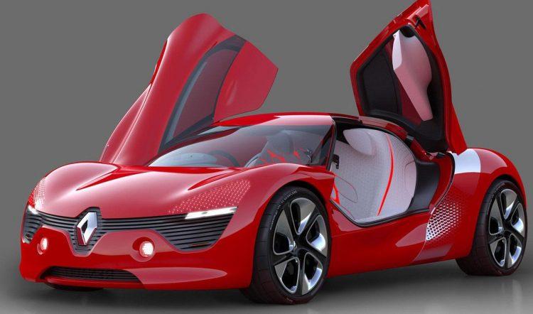 Ближайшее будущее Рено - концепт Renault DeZir