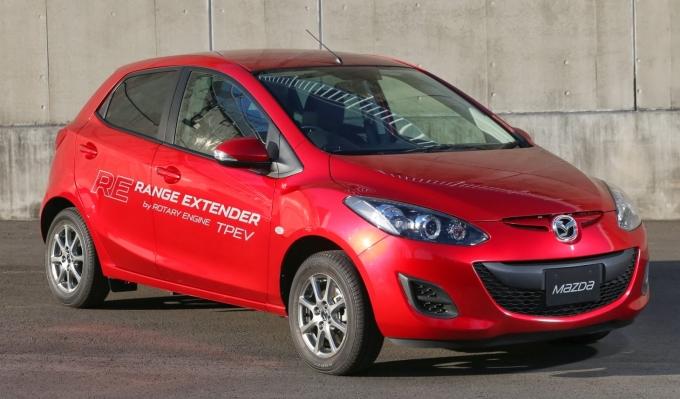 Mazda подключат к розетке Toyota