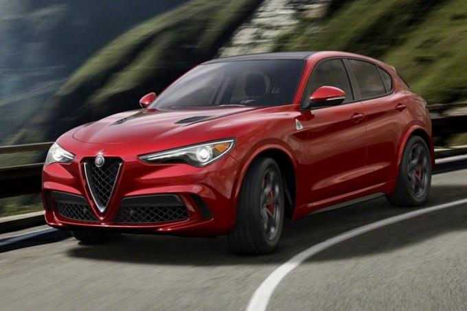 Alfa Romeo Stelvio: спасибо за сладостную секунду!