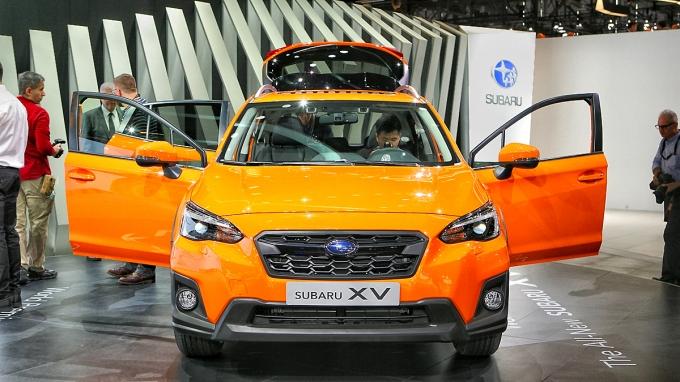 Subaru XV: Невидимое миру превосходство