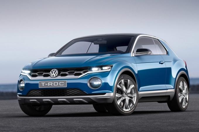 VW T-Roc: дизельный тупик?