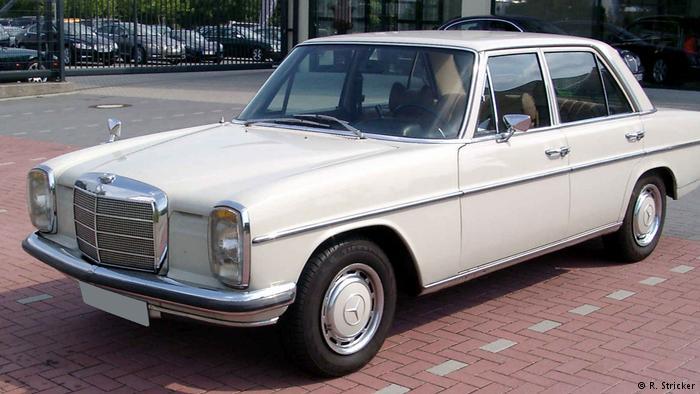 Mercedes Benz W 115