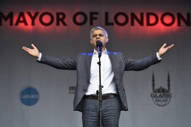 Астматик превратит Лондон в зону!