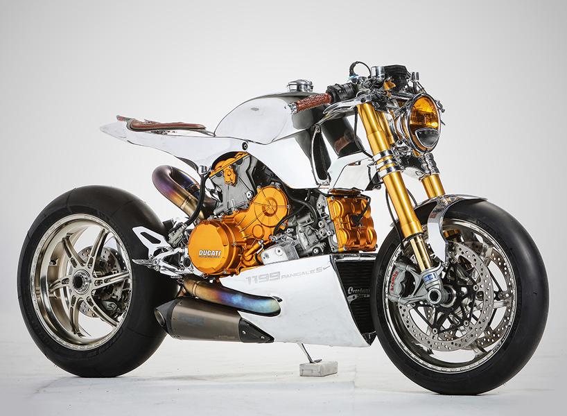Кастом-байк Ducati 1199