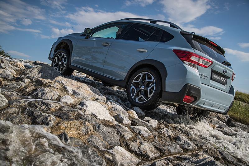 Subaru XV new