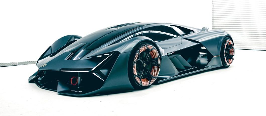 Lamborghini Terzo Millenio: Скорость мысли_01
