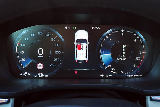 Volvo XC60 new: Стыковка