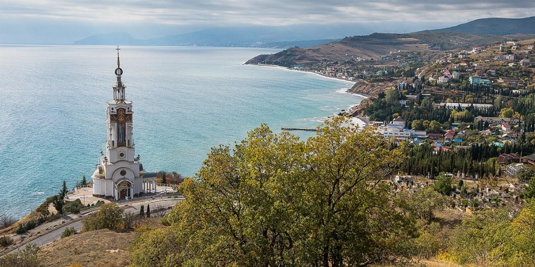 В Крым на «Фольксвагене»