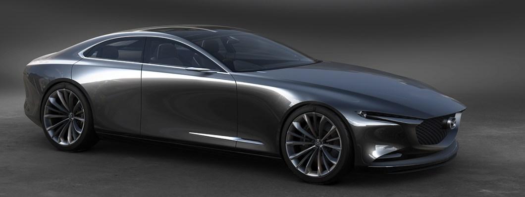 Mazda Vision Сoupe