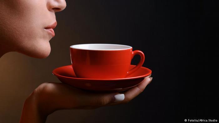 Японский чай маття