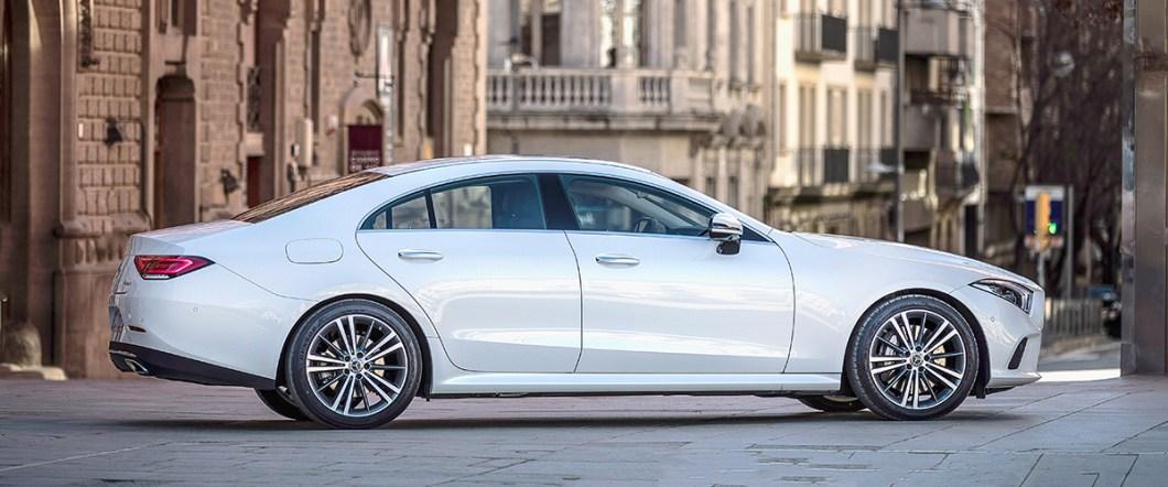 Mercedes-Benz CLS new