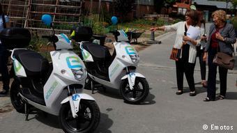 Бургомистр Мадрида рада более экологичным видам транспорта в центре города