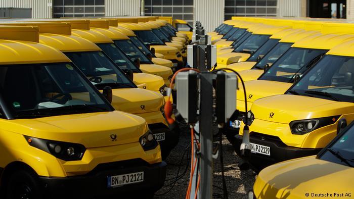 Немецкие электромобили