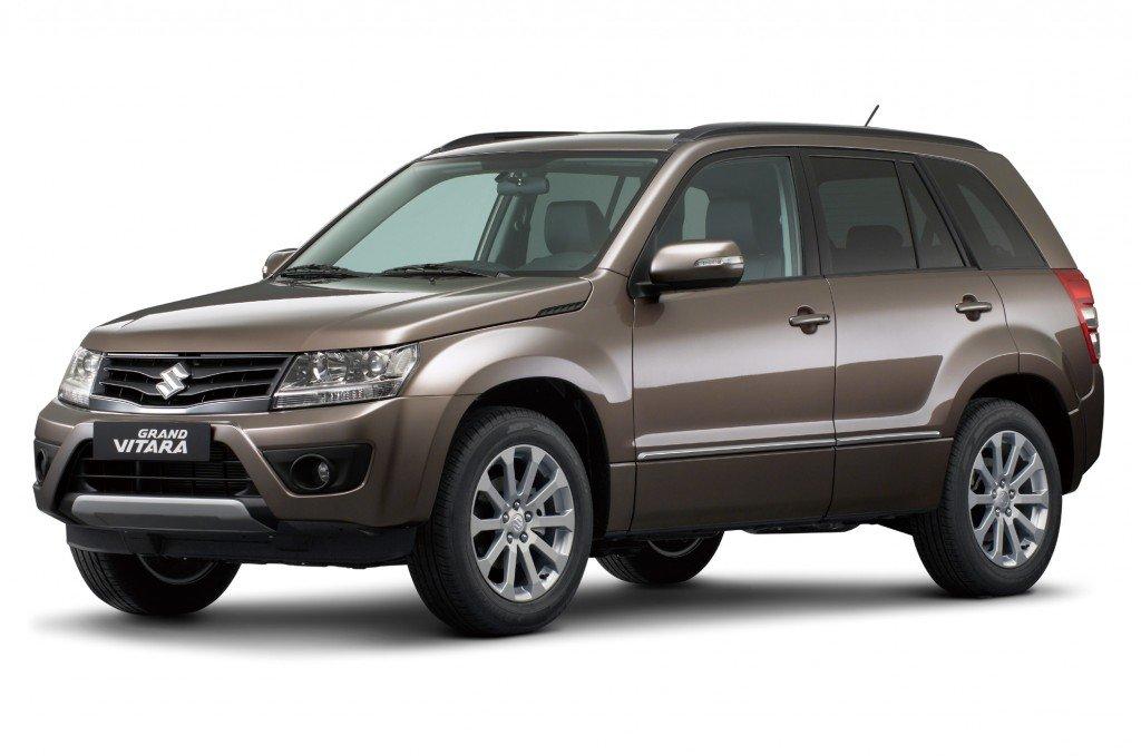 Новая Grand Vitara никак не похожа на авто из прошлого века
