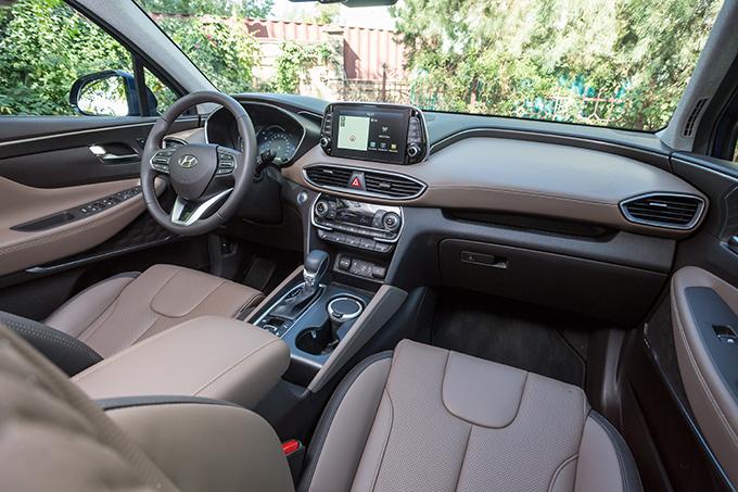 Hyundai Santa Fe 2,2CRDi VGT