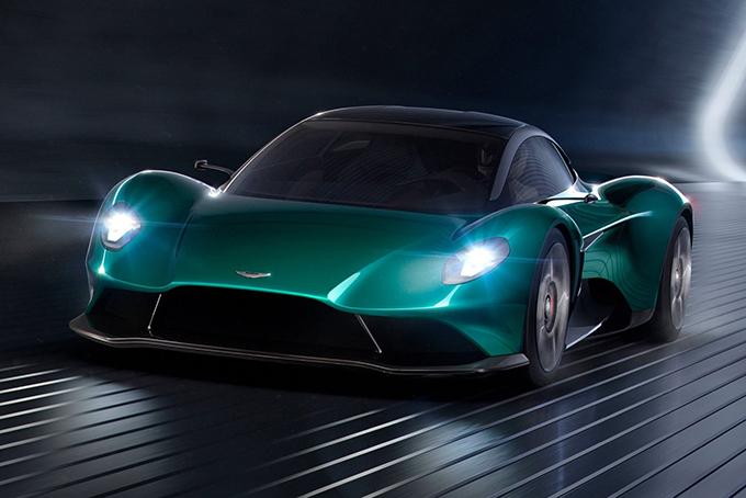 Aston Martin Vanquish Vision Concept: н.д