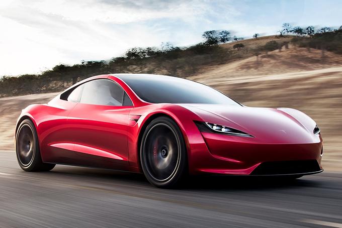 Tesla Roadster: н.д./0-100 км/ч за 2,1 с/+400 км/ч