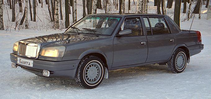 АЗЛК-2142R5 «Иван Калита», 1998 год