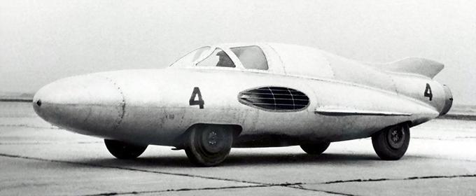 ГАЗ-ТР, 1954 год
