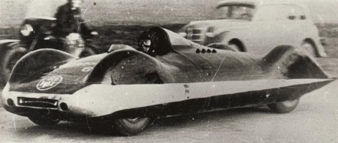 «Харьков-6», 1952 год