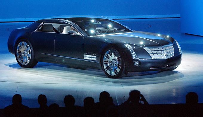 Cadillac Sixteen (2004)