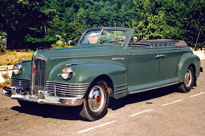 ЗиС-110, 1955 год