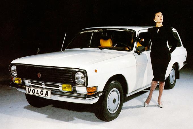 ГАЗ-24-12, 1991 год