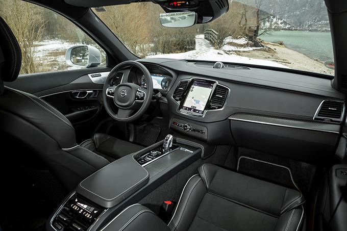 Volvo XC90 T8 AWD Twin Engine