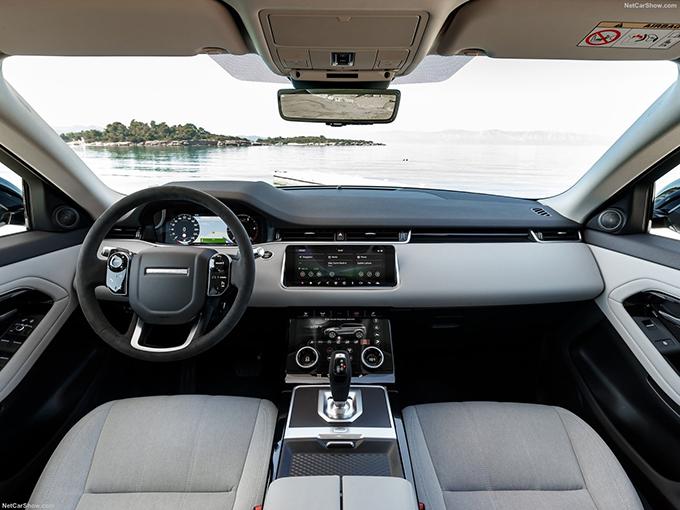 Range Rover Evoque D180
