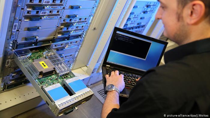 Работники IT-сектора в Германии
