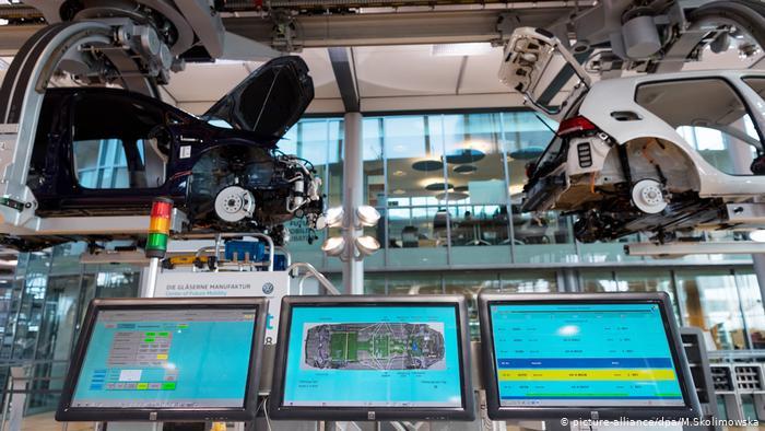 Софт при выпуске автомобилей Фольксваген