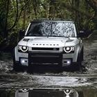 Новый Land Rover Defender 2020 без рамы