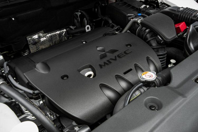 Двигатель Мицубиси Аутлендер 2016-2017 модельного года