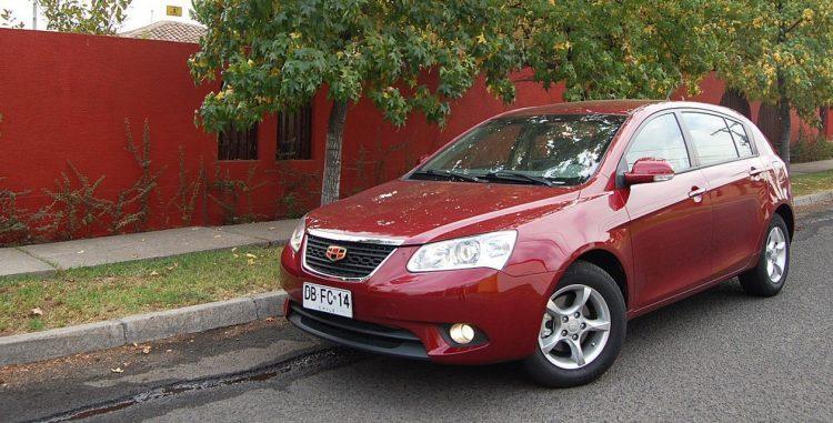 Цена Geely Emgrand EC7 привлекает многих автолюбителей