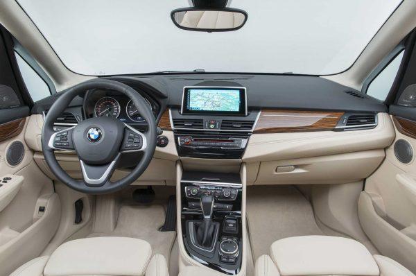 Салон BMW X3